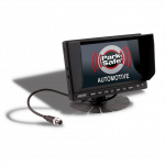 Dashboard mounted monitor available from Parksafe on Demand