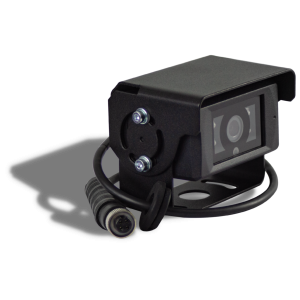 Rear facing cameras available at Parksafe On Demand