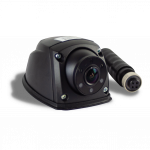 Side cameras available at Parksafe On Demand