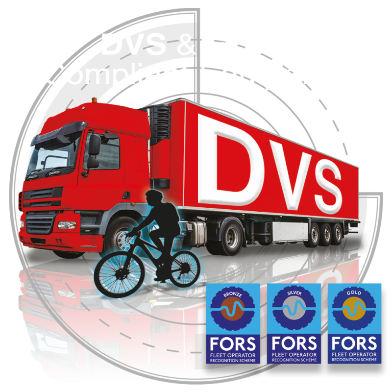 See what DVS and FORS solutions are available from Parksafe On Demand